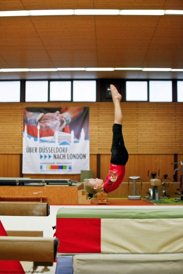 Sophie Busch Turnteam TV Vorst
