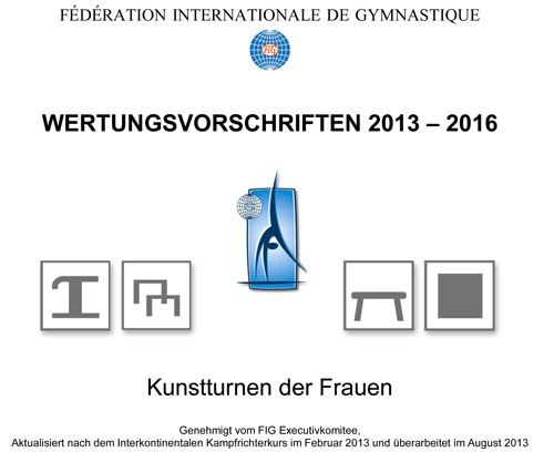 FIG Internationale Wertungsvorschriften