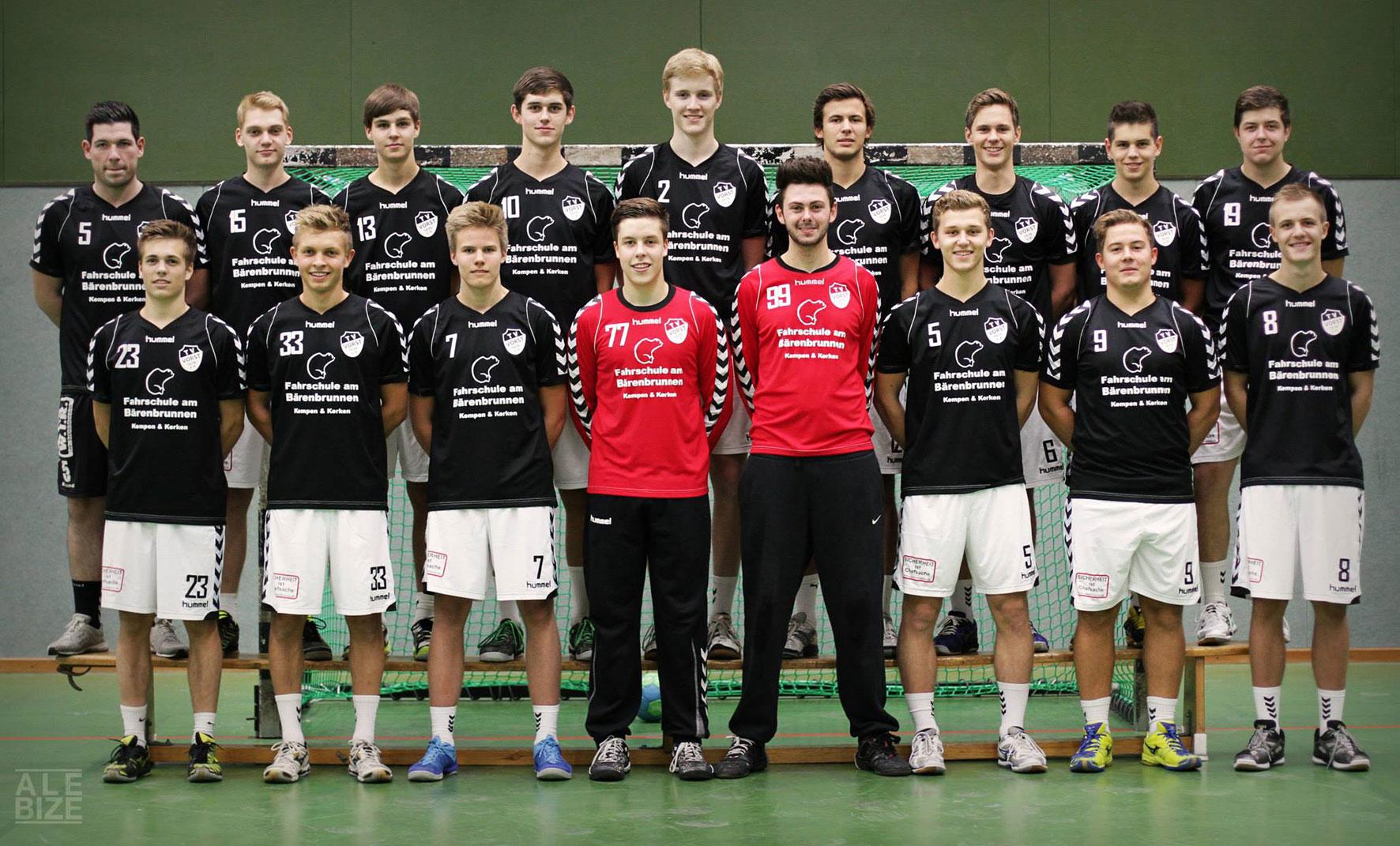 Handball Oberliga A-Jugend