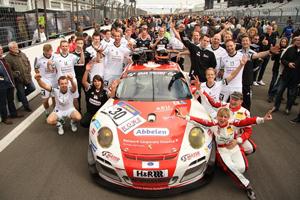 Teamevent Nürburgring