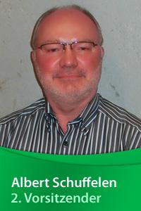 2. Vorsitzender Albert Schuffelen