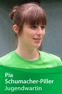 Jugendwartin Pia Schumacher-Piller