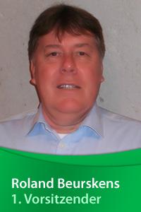 Roland Beurskens 1. Vorsitzender
