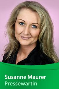 Pressewartin Susanne Maurer