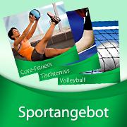 TV Vorst Portfolio - Das Sportangebot