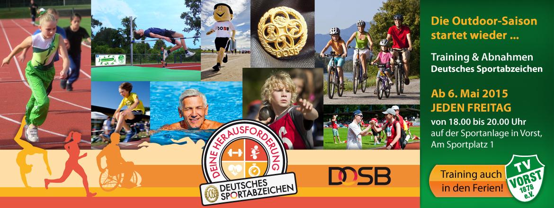 Deutsches Sportabzeichen 2016