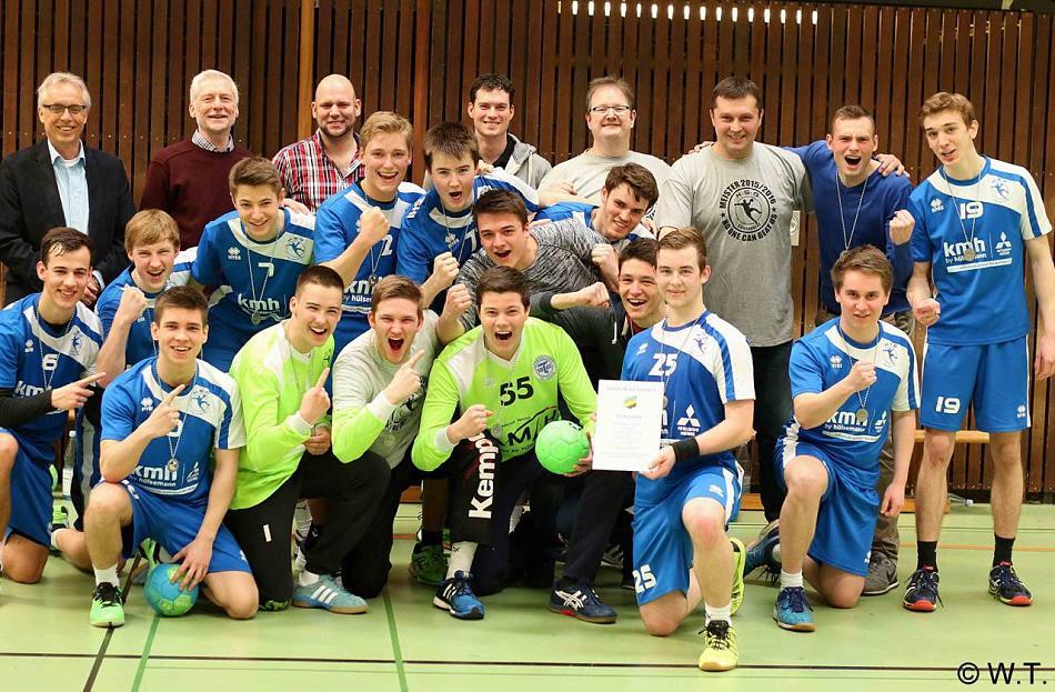 HSH Handballspielgemeinschaft Turnerschaft St. Tönis und TV  Vorst