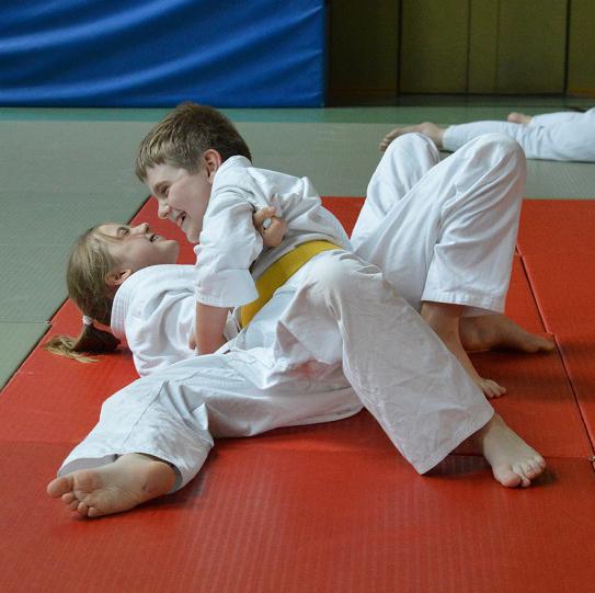Judoka TV Vorst Gürtelprüfung 2016b