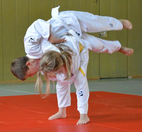 Judoka TV Vorst Gürtelprüfung 2016d