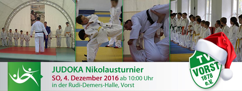 JUDOKA Nikolausturnier 2016