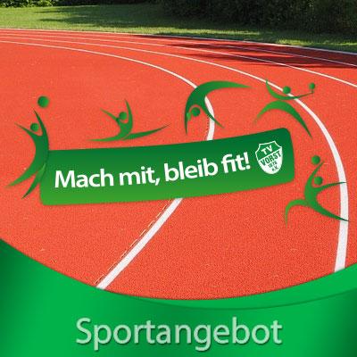 TV Vorst Sportangebot
