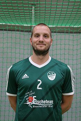 TV Vorst Handball, Johannes Mueller
