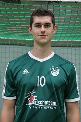 TV Vorst Handball, Manuel Stelzhammer