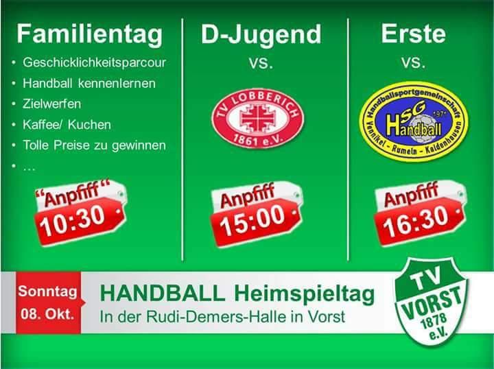 Handball Familientag 2017-10-08