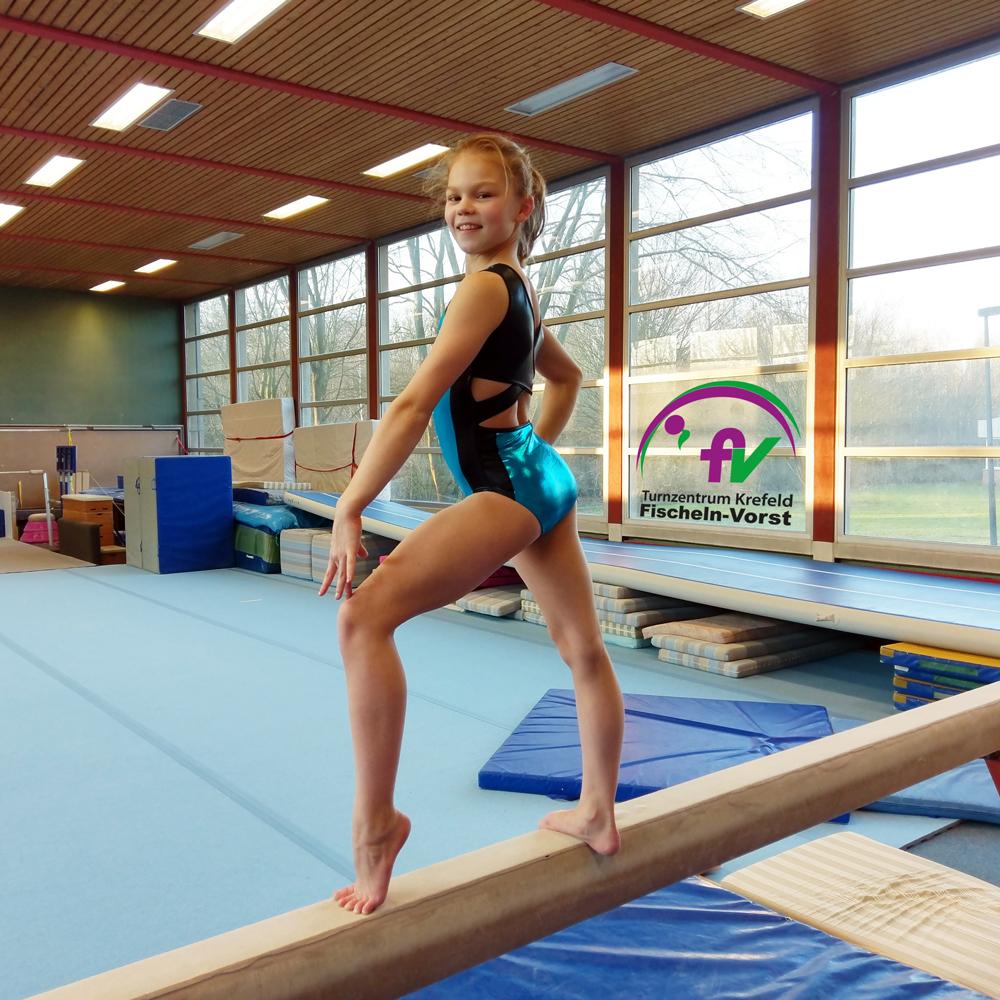 Maya Reichwald, Turnteam Krefeld Fischeln-Vorst, Bundeskader
