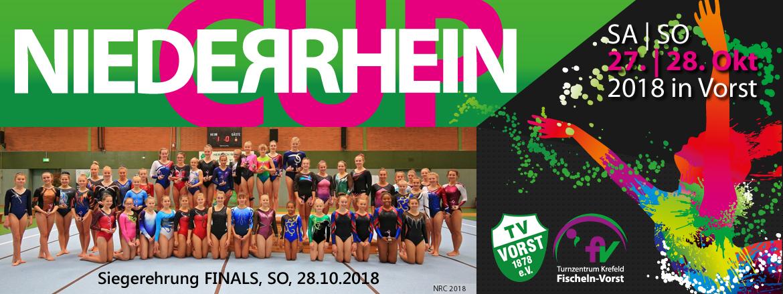 Niederrhein-Cup 2018 FINALS Siegerehrung