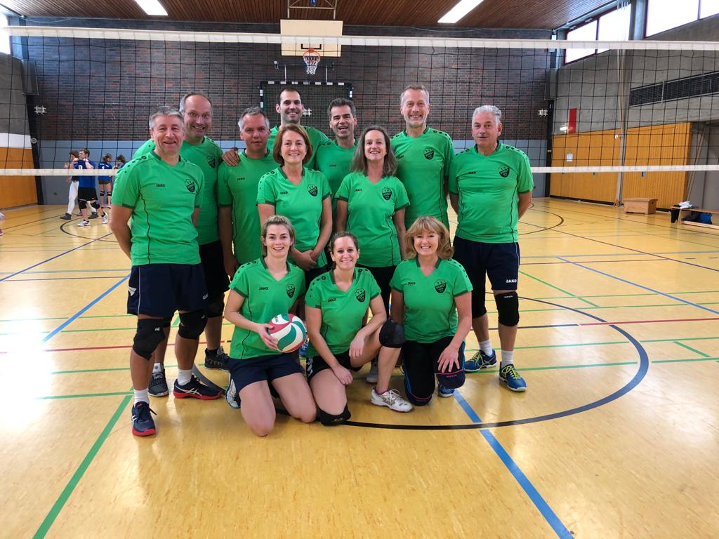 Volleyball Hobby Mixed Liga