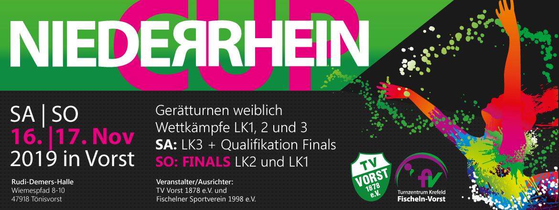 Niederrhein-Cup 2019 November 16.|17.