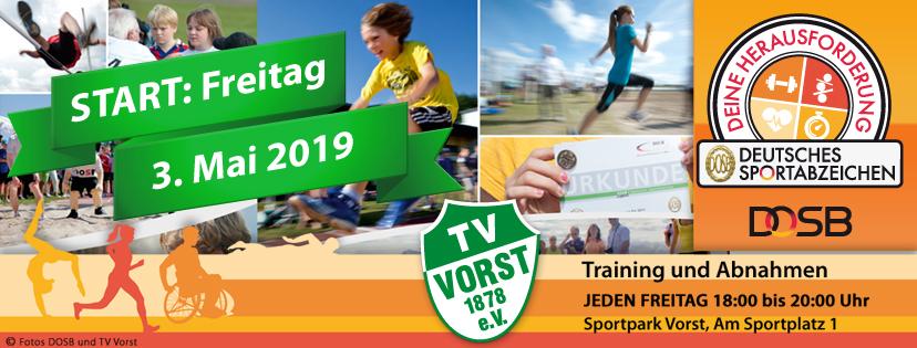 Deutsches Sportabzeichen 2019