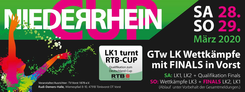 Niederrhein-Cup 2020 LK1 turnt RTB-Cup