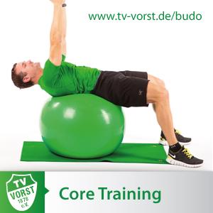 Core Training mit Lothar Neumann