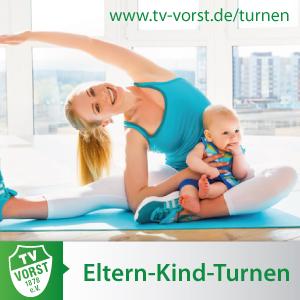 Eltern-Kind-Turnen mit Andrea Pülmanns