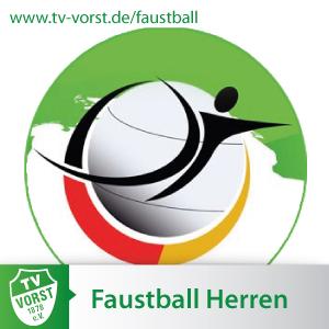 Faustball Herren-Team