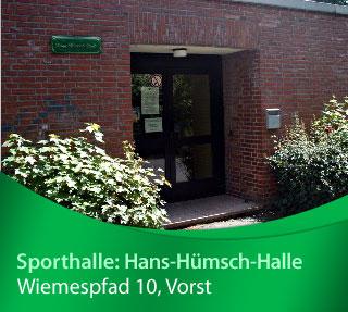 Hans-Hümsch-Halle, Wiemespfad 8, 47918 Tönisvorst