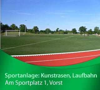 Sportpark Vorst, Am Sportplatz 1