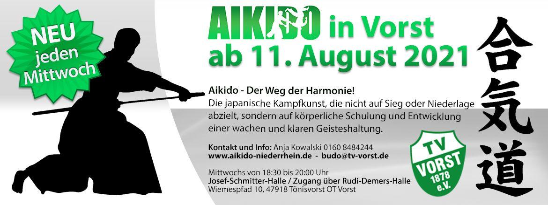 AIKIDO Start 11.08.2021